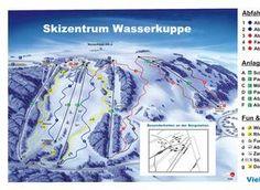 Skiën Hessische Rhön-Gersfeld