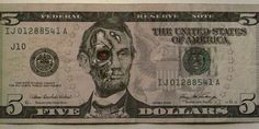 Found On The InterNERD: Defaced Currency - The Nerd Filter