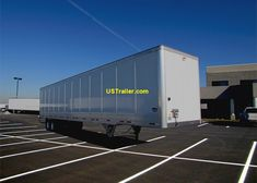 Flatbed Trailer, Semi Trailer, Kansas City Missouri, Trailers For Sale, Repair Manuals, Tractors, Van, Hair Products, Natural Hair