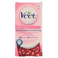 Veet Ready To Use Wax Strips Normal x 40 -- Be sure to check out this awesome product.