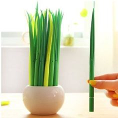 creative stationery kawaii Grass styling gel pen signature pen gift caneta for school Supplies material escolar Simple canetas Stationary School, Cute Stationary, Cute School Supplies, Office And School Supplies, Fine Point Pens, Cute Pens, Stationery Pens, Rollerball Pen, Gifts For Coworkers