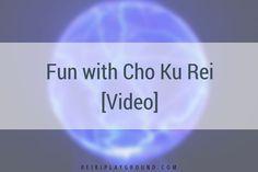 Cho Ku Rei Video Fun with the Power Symbol