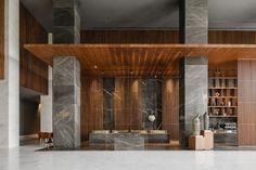 Dusit Thani on Behance Luxury Interior, Interior Design, Adobe Photoshop Lightroom, Hotel Lobby, Behance, Architecture, Photography, Home Decor, Reception