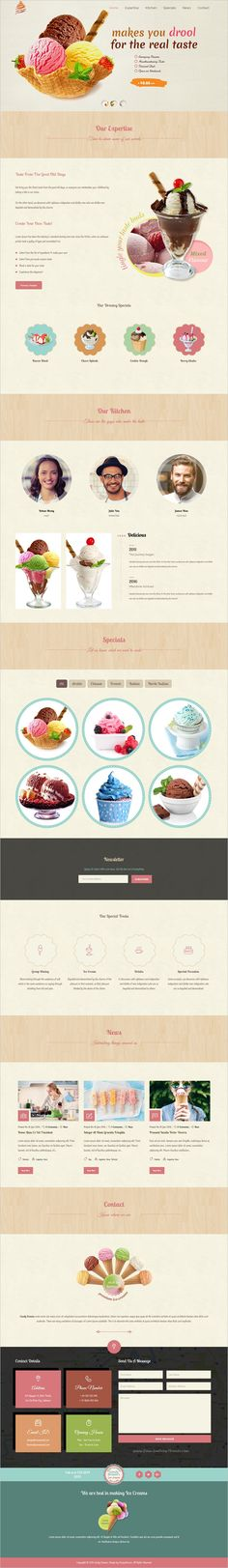 Food is beautifully design responsive 3in1 #WordPress theme for restaurants, #icecream #parlors, bars & pubs, wineries, cafe, bakery and other hospitality businesses website download now➩ https://themeforest.net/item/foods-restaurant-bar-ice-cream-wp-theme/18946351?ref=Datasata