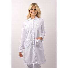 Jaleco Feminino Belle Branco - Dra Cherie Dental Cremer, Lab Coats, Overalls, Shirt Dress, Jackets, Shirts, Dresses, Fashion, Coats