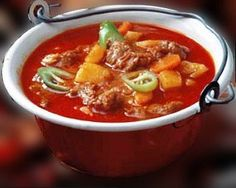Go spicy ( Hungarian food )
