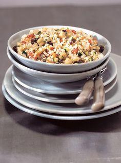 Couscous au chou-fleur Recettes | Ricardo