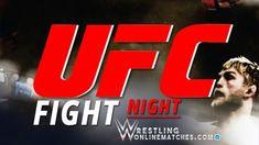 Watch Wrestling - FREE WWE Raw , WWE Smackdown and Other Events Online Ufc Live Stream, Watch Wrestling, Wrestling Online, Mackenzie Dern, Cody Garbrandt, Diego Sanchez