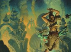 Dragonlance, The Crossroads Series, Dragon Isles by Mark Zug.