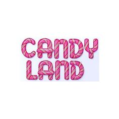 Candy Land: A Violent History ❤ liked on Polyvore featuring words, quotes, text, pink, candy, phrase and saying