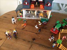 Playmobil boerderij :-)