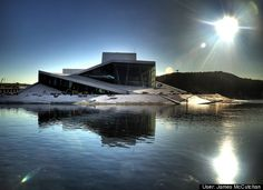 21 Modern Marvels Of Architecture (PHOTOS)