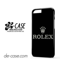 Rolex Logo DEAL-9298 Apple Phonecase Cover For Iphone 6 / 6S