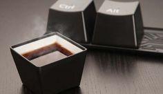 Ctrl-Alt-Delete: Nu eerst Koffie
