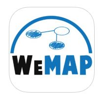 Check out the collaborative WeMap – a concept mapping program. WeMap let's you draw concept maps in various colors. It supports nodes and connections, and is collabrified. WeMap is an easy to learn, easy to use, collaborative concept mapping app. Kids absolutely love WeMap!!