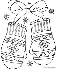 80 Best Coloring Pages Winter Images Christmas Coloring Pages