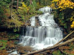 Most Beautiful <b>Waterfalls</b>
