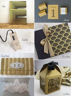 21 Amazing Art Deco Wedding Ideas for 1920′s Great Gatsby feel from http://emmalinebride.com/themes/art-deco-wedding-ideas/