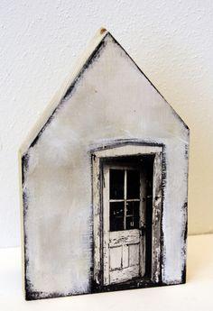 Saskia Obdeijn - Huis met deur - klein
