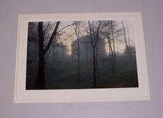 Barn in Morning Fog Washington Missouri  by KindredSpiritImages