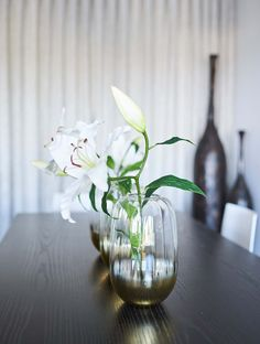 LADY LUXE I ST HELIERS - Lou Brown Color Pop, Glass Vase, Custom Cabinetry, Opulence, Backdrops, Home Decor, Vase