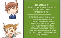 A fun Social Studies activity that students get to use a map to track Slimy Sammy and Optimistic Al on their plan to destroy the planet one continent at a time. This product will encourage map skills and working with environmental characteristics (aligning with the Common Core).