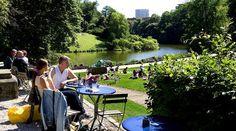 Cafe Ørstedsparken