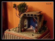 Foro de Belenismo - Arquitectura y paisaje -> Construcción herrería Belén emore 2009