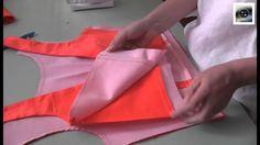 Doublage de robe (selon 2 façons)