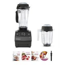 Vitamix. Is there anything this machine can't do? I'm thinking it can wash my car if I give it a pep talk.