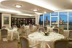 WorldGuide's top 10 city hotels for sleeping AND sightseeing - Best Places to Be - WorldGuide Recommends - Travel - Baltschuk Kempinski, Moscow