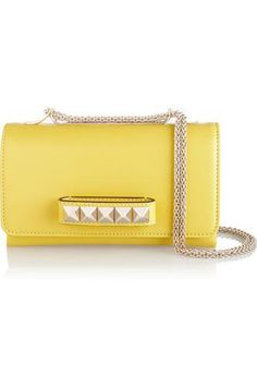 Va Va Voom leather shoulder bag #handbag #women #covetme #valentine #covetme #love #fashion #clothes #shoes #makeup