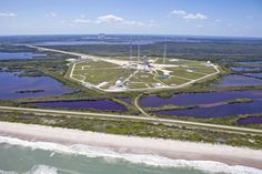 Kennedy Space Center and other NASA facilities near coastlines are facing the prospect of continually rising waters.