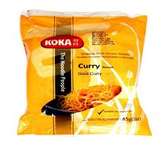 Koka Instant Curry Noodles 85G at Rs.35 only!
