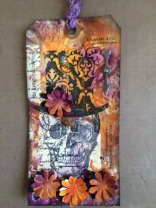 """I added """"Tim Holtz 12 Tags 2016 May   Christinas Rainbow"""" to an #inlinkz linkup!http://my-rainbow-connection.com/2016/05/14/tim-holtz-12-tags-2016-may"""