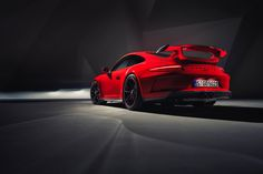 No Extra Charge For A Six-Speed Manual On The New Porsche 911 GT3 [32 Images]