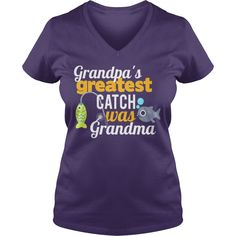 Grandpa's Greatest Catch Was Grandma #gift #ideas #Popular #Everything #Videos #Shop #Animals #pets #Architecture #Art #Cars #motorcycles #Celebrities #DIY #crafts #Design #Education #Entertainment #Food #drink #Gardening #Geek #Hair #beauty #Health #fitness #History #Holidays #events #Home decor #Humor #Illustrations #posters #Kids #parenting #Men #Outdoors #Photography #Products #Quotes #Science #nature #Sports #Tattoos #Technology #Travel #Weddings #Women