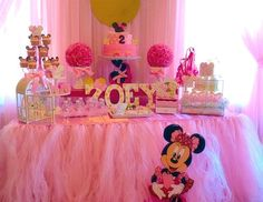 """minnie mouse Ballerina / Birthday """"minnie mouse"""" 