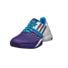 low priced 93518 7db15 Zapatillas Hombre adidas CC adizero Feather III Blanco Azul 360° View