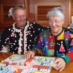 Ugly Sweater Parcheesi
