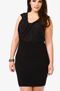 10 plus-size dresses for cocktail hour