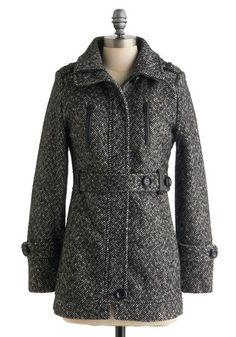 The Bloomsbury Coat, #ModCloth