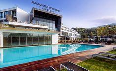 Volta ao Algarve 2017: | Bikotel | Macdonald Monchique Resort é patrocinador oficial