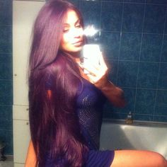 Hair <3 I really want this color
