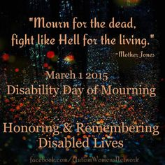 Mourn for the dead, fight like Hell for the living- Mother Jones || Meme from AWN || #DDoM2015