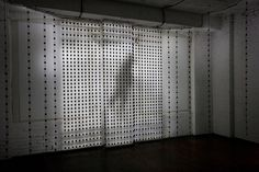 Jim Campbell light installation