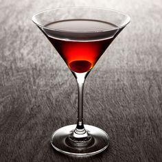 #Bourbon #Manhattan #Cocktail #Recipe - 1000 Cocktails