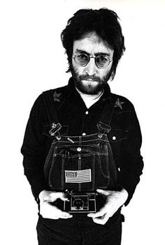 John Lennon    anthony luke's not-just-another-photoblog Blog: Famous People With a Camera