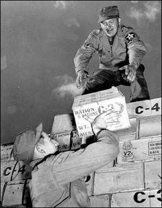 2ID Korean war rations .