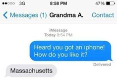 When grandma told it like it IS: | 26 Time Old People Were The Best People On The Internet In 2015